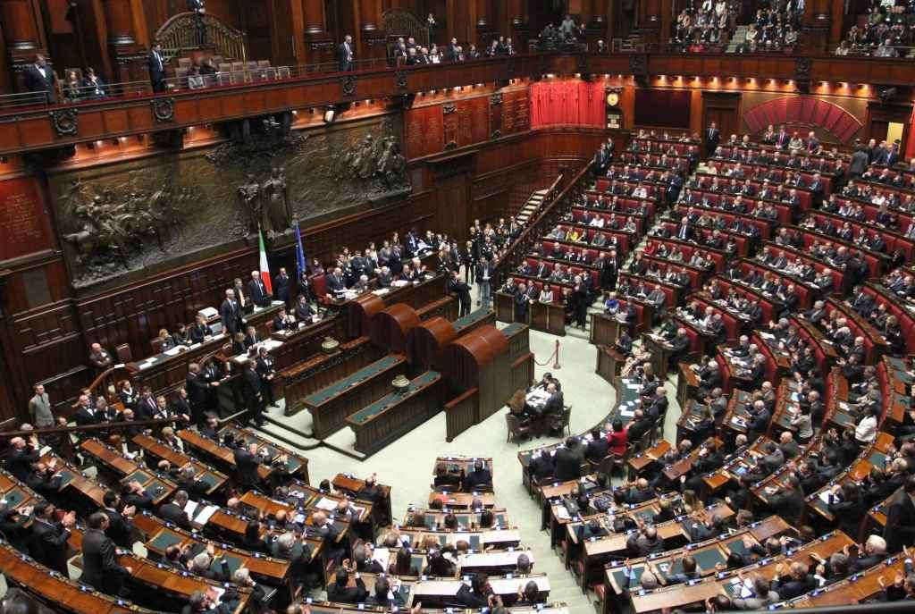 ROMA 15 MARZO 2013 PRIMA SEDUTA DELLA CAMERA DEI DEPUTATI FOTO RAVAGLI/INFOPHOTO
