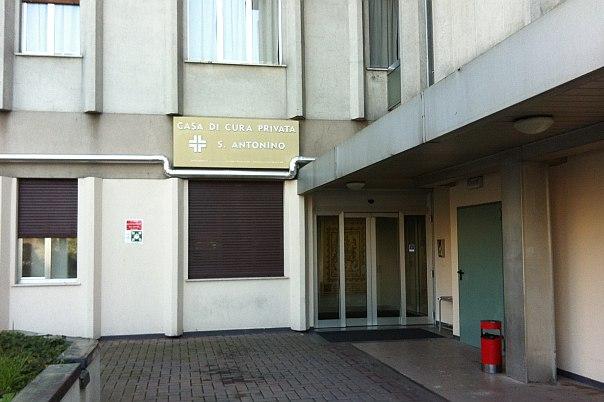 casa di cura s. antonino
